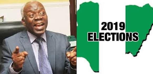 2019 General Elections An 'Expensive Joke', A Monumental Mess - Femi Falana