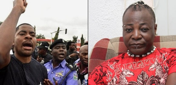 Charly Boy Betrayed Us And Compromised With Our Oppressor' - Deji Adeyanju Says, As He Resigns From 'Our Mumu Don Do' Coalition
