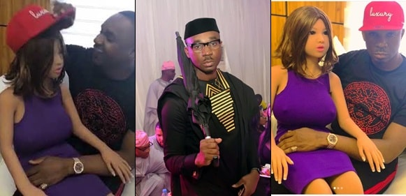 My mother supports me having a sex doll –Pretty Mike