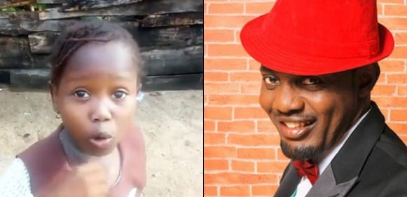 Comedian AY Chats With Girl Sent Home For Non-Payment Of School Fees