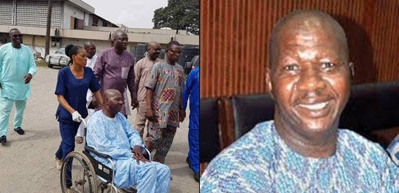 Baba Suwe discharged from LUTH, to fly abroad for further medical care