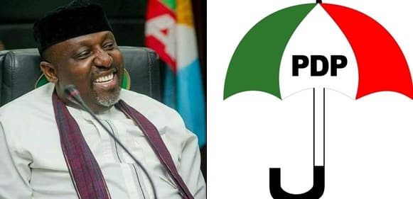 Okorocha Withdrew N17billion From Banks In 3 Days - Imo PDP