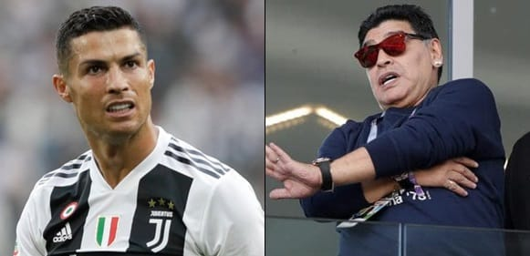 'Ronaldo is pure power, an animal & now he's also a sorcerer' – Diego Maradona