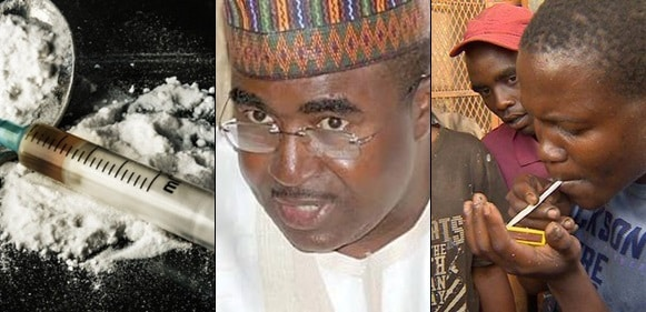 15m Nigerians are Drug Addicts- Buba Marwa