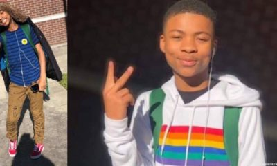15-year-old gay boy commits suicide after being bullied