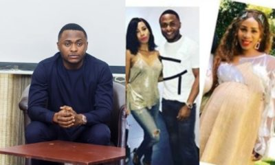Ubi Franklin welcomes third child with Nicola Siyo
