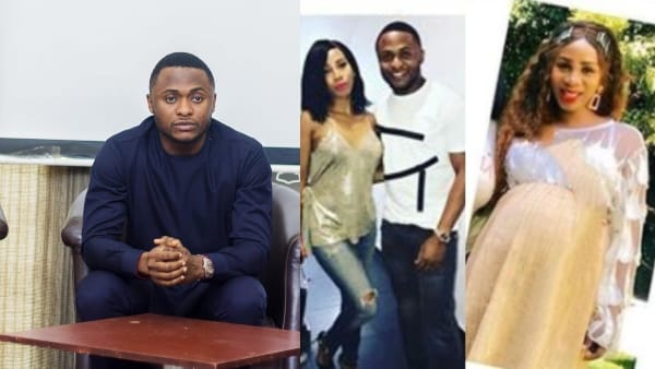 Ubi Franklin welcomes third child with Nicola Siyo
