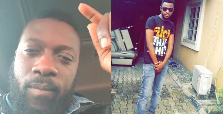 Actor Sean Jimoh places curses on SARS officials, over killing of Kolade Johnson