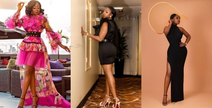 Actress Ini Edo celebrates her 37th birthday (Photos)