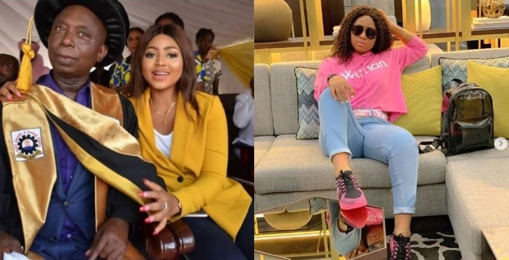 Actress Regina Daniels is reportedly 4 months pregnant