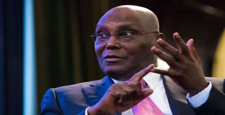 Atiku releases 'evidence' of election result from INEC website