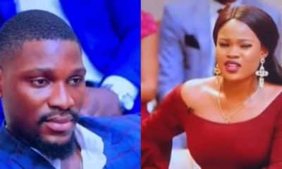 BBNaija Reunion: What I wanted from Tobi after 'DoubleWahala' – Cee-c