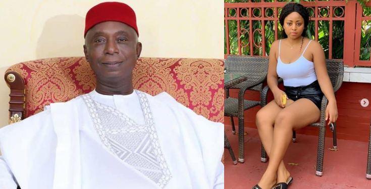 Billionaire Ned Nwoko, reportedly marries Regina Daniels, as sixth wife