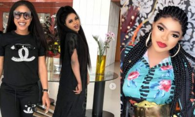 Bobrisky reaches out to Tonto Dikeh over her outburst on IG