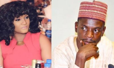 ' Do Nigerians really pay taxes?- Bashir Ahmad asks Omotola Jalade Ekeinde