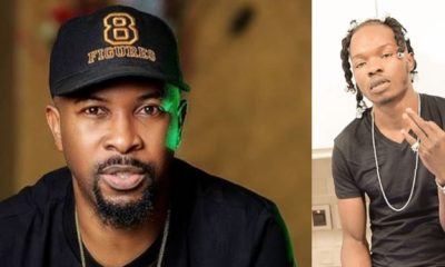 ''Go and write lyrics'' - Naira Marley tells Ruggedman