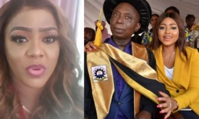 Helen Paul reacts to Regina Daniels' marriage to billionaire Ned Nwoko