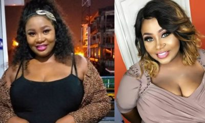 """""""I Almost Passed Out!"""" - Actress, Adaorah Reveals How She Spent 20 Hours In The Labour Room"""