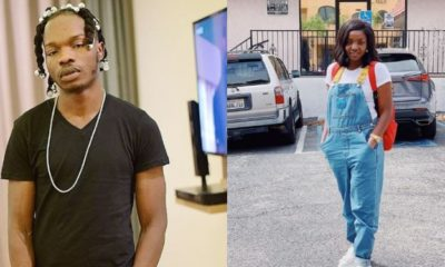 'I have nothing against Naira Marley. He didn't disrespect me - Simi