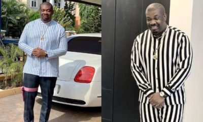 I now have a girlfriend – Don Jazzy reveals