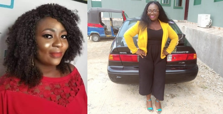 'I taught sleeping naked was fun, until rat suck my nipple' – Lady says