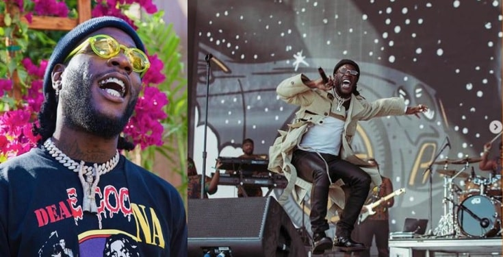I want my kids to see Nigeria the way we see the western world - Burnaboy