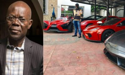 Crime will reduce if we sell our cars and use proceeds to engage youths — Senator