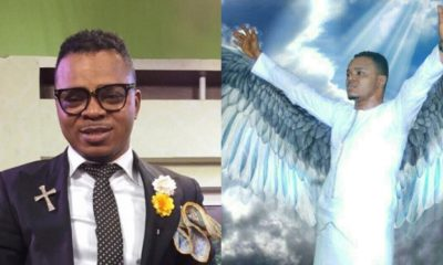 If you insult me, I'll appear in your dreams -Bishop Obinim threatens