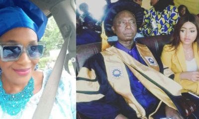 Kemi Olunloyo reacts to Regina Daniels' marriage to Ned Nwoko