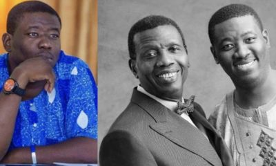 Leke Adeboye puts IG account on private after attempting to resurrect a dead man