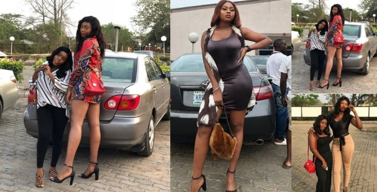 Meet Yvonne Rofem self acclaimed tallest girl in Nigeria (Photos)