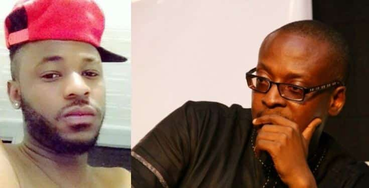 ''Most Nigerians are rude to armed police officers and this is very wrong'' - Charles Novia