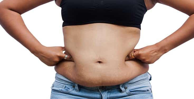 ''My bf loves ladies with big pot belly'' - Nigerian lady, cries out