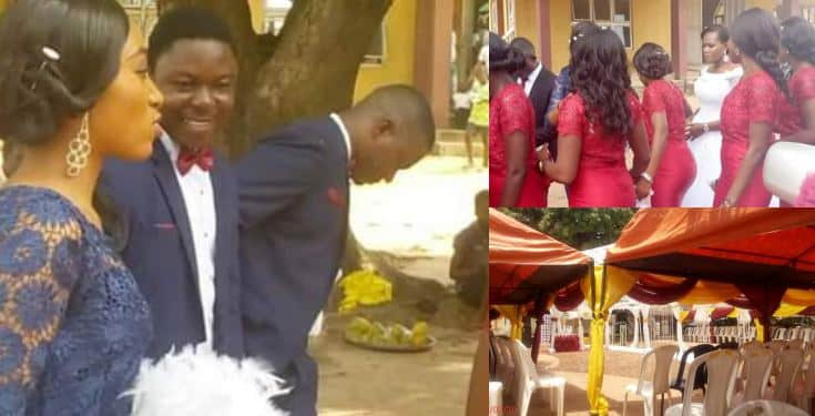 NKST Church pastor sends Catholic guests out during wedding