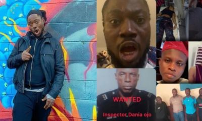 'Na Ogun go kill all of Una' - Daddy Showkey curses SARS Officers for killing a lady (Video)