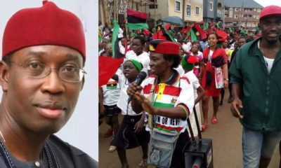 Nigeria'll break up when South-South agrees to join Biafra – Gov. Okowa