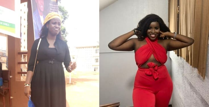 Nigerian Lady narrates how she gave her number to a man she met at a wedding