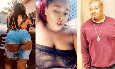 Nigerian lady, Uju Icy blasts men who boast of having big 'Gbola' (Video)