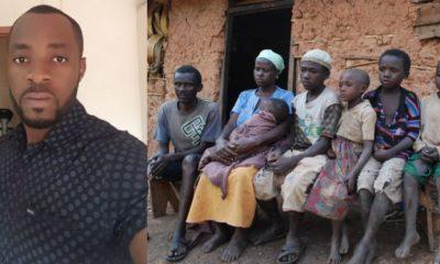 Nigerian man advises poor people not to have children