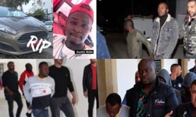 Nigerian student murdered over money in Cyprus