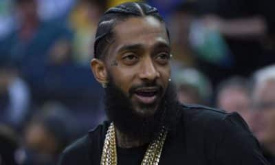Nipsey Hussle's cryptic tweet an hour before he was shot dead