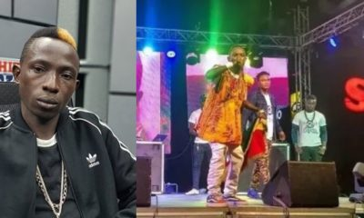 Patapaa didn't perform to 3 people in Norway but 16 - Manager