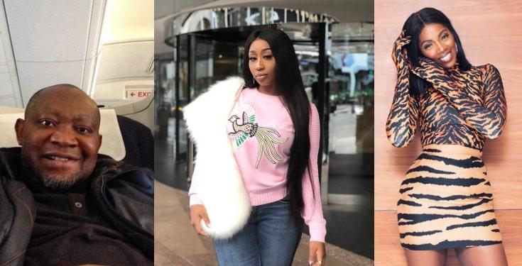 Paul Okoye blasts Victoria Kimani over Tiwa Savage's comment
