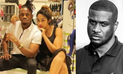 Peter Okoye reacts after Diamond Platnumz accused him of sleeping with his ex-wife