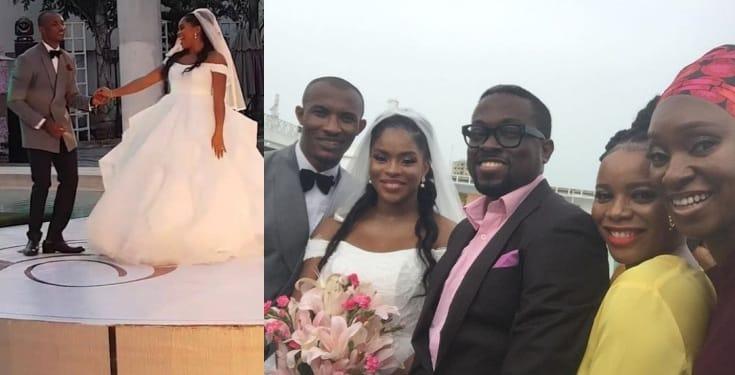 Photos from Gideon Okeke White Wedding