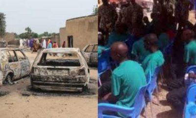 ''Please forgive us'' - Repentant Boko Haram members appeals to Nigerians
