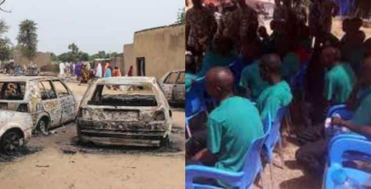 ''Please forgive us'' - Repentant Boko Haram members appeals to Nigerians
