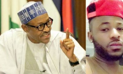 #EndSARS: President Buhari finally speaks on death of Kolade Johnson