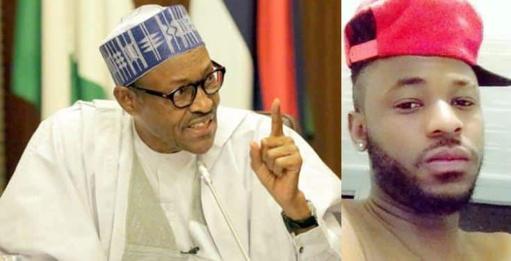#EndSARS: President Buhari finally speaks on death of Kolade Johnson