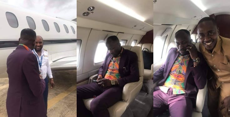 Private Jet: 'I Will Buy More' - Apostle Suleman Boasts (Video)
